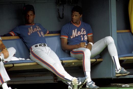 premium selection e3ba9 3aa90 New York Mets Blue Alternate 1982-1984 | Chris Creamer's ...