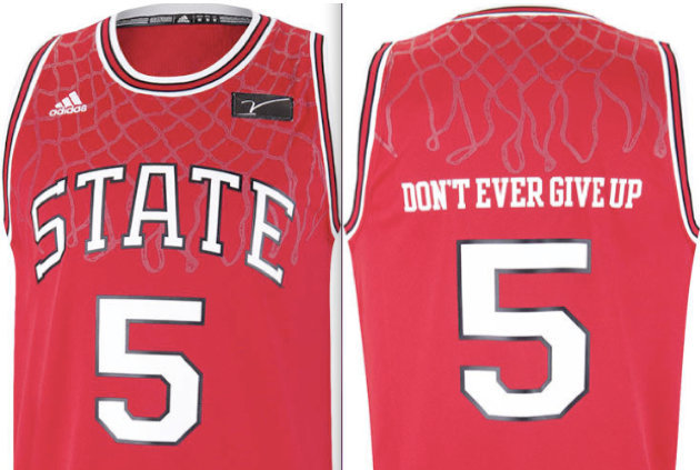 NC State to Honor Jim Valvano With Special Jerseys for Jimmy V Classic