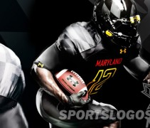 Under Armour Black Ops Maryland Terrapins uniform jersey alt - featured
