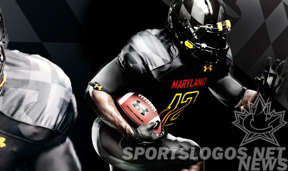 Maryland Reveals 'Black Ops' Uniforms For FSU Game