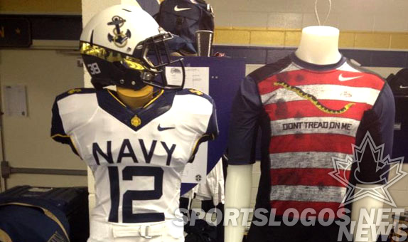 Navy Releases a Special Uniform for their 2012 Game Against Army
