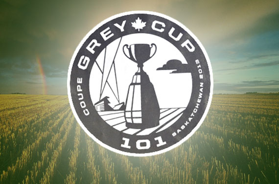 2013 Grey Cup Logo Unveiled? Leaked? Either way, here it is