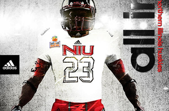 A New Look for NIU's Orange Bowl Debut
