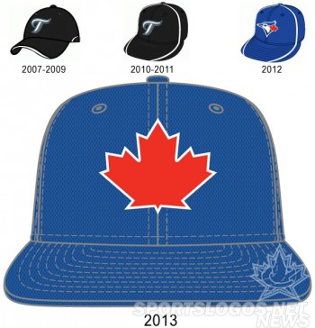 Toronto-Blue-Jays-BP-Caps-2007-2013