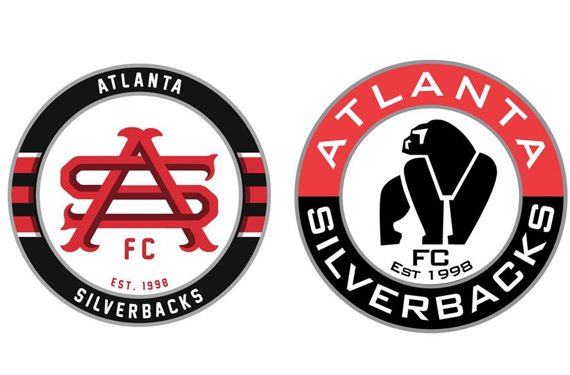 Atlanta Silverbacks Reveal Logo Finalists