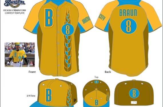 Over 500 Designs Roll in as Milwaukee Uniform Contest Deadline Approaches