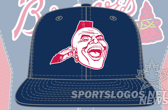 Braves BP Cap is Perfectly Fine, Settle Down