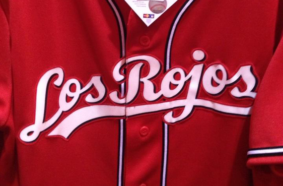 "Reds Announce ""Los Rojos"" Alternate Jersey"