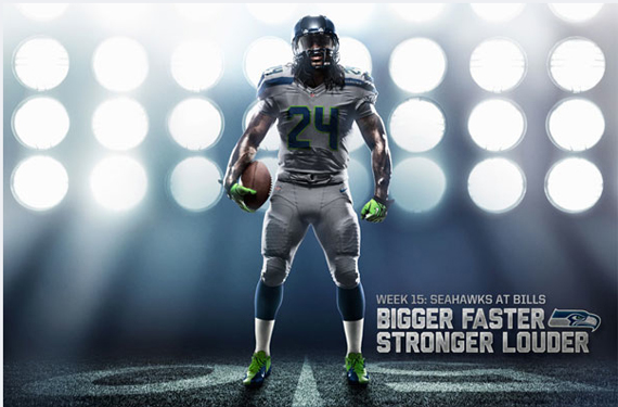 Seattle Seahawks to Go Gray: An April Hint Comes to Life
