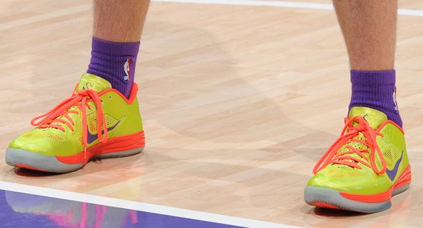 Steve Nash Lakers Shoes Steve-nash