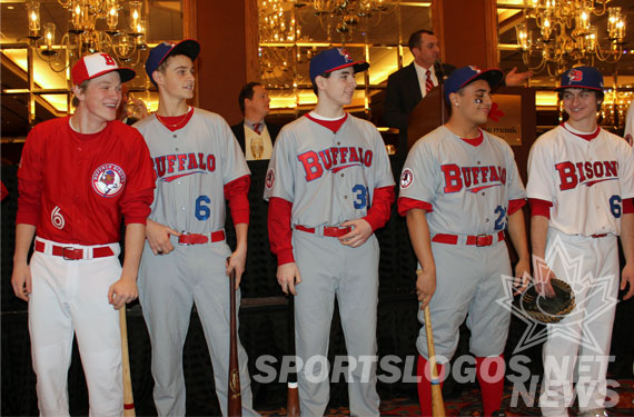 """Bisons """"Get Back to Their Roots"""" With New Uniforms"""