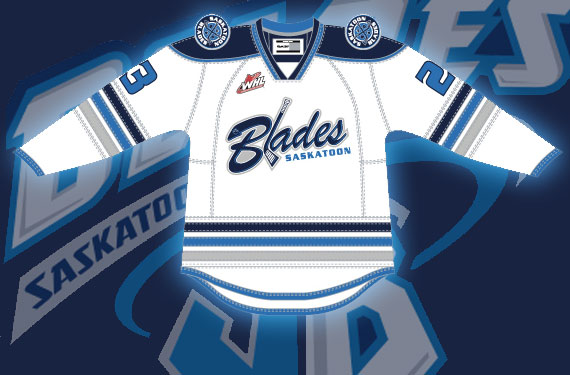 Blades Announce Winner of Jersey Design Contest