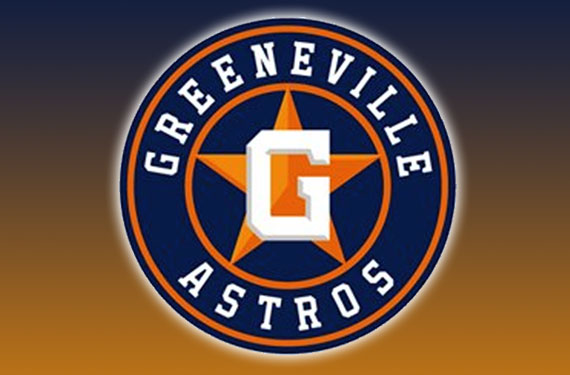 Greeneville Astros Update Identity to Match Houston