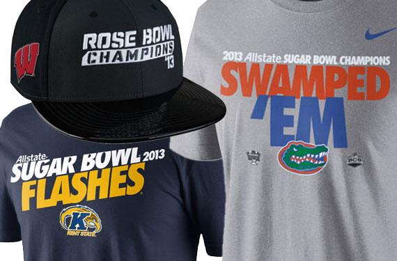 NCAA Bowl Games Phantom Champs Merchandise