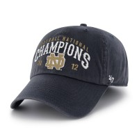 Notre Dame Fightin' Irish 2012 National Champions Cap