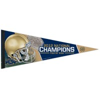 Notre Dame Fightin' Irish 2012 National Champions Pennant