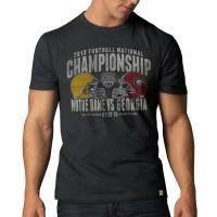 Georgia v. Notre Dame 2013 NCG T-Shirt