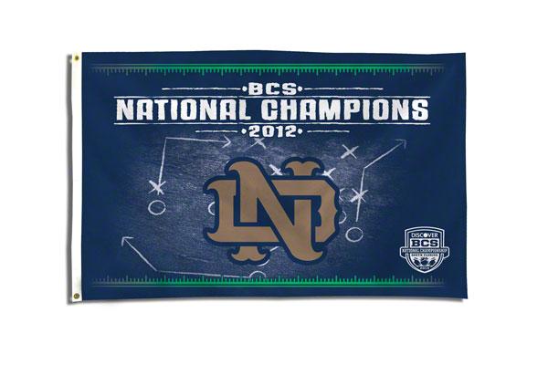 Notre Dame Fightin' Irish 2012 Phantom Champs Merchandise