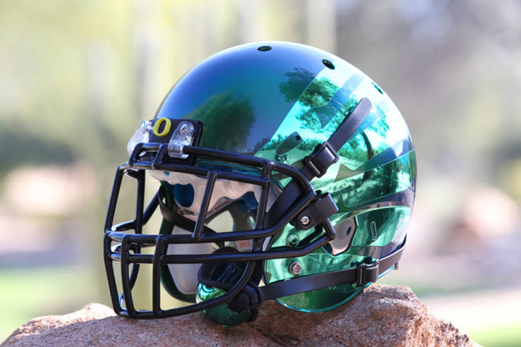 Oregon Uniform Features Color-Changing Accents