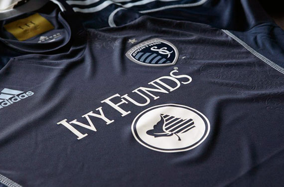 Sporting KC Unveils New Team Jersey with Sponsor
