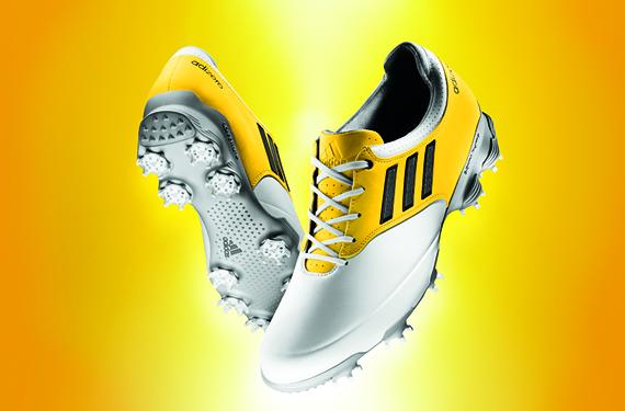 Adidas Brings 'Vivid' Yellow to Golf Course
