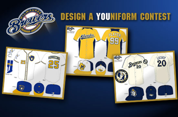 Brewers Name Finalists in Uniform Design Contest