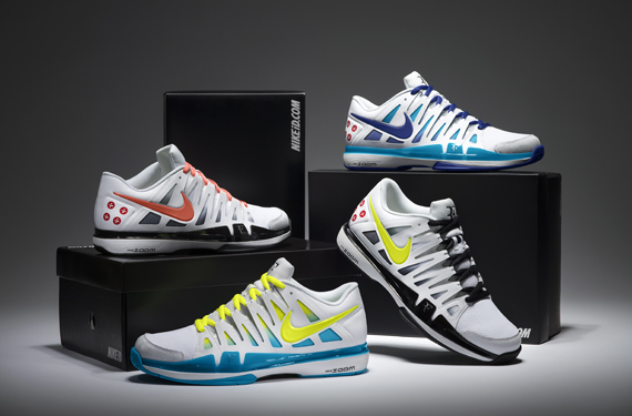 Roger Federer Wants You to Pick His Shoes