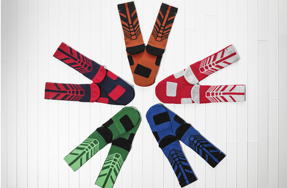 Designing Socks: Every Creative Inch Accounted For