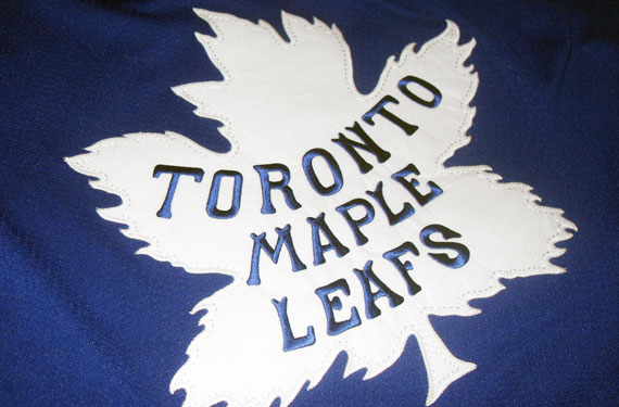 Leafs 2013 Unused Winter Classic Jersey Leaked?