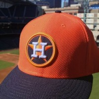 Houston Astros 2013 BP Cap