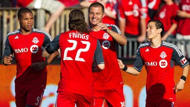 best website 47708 937b0 Toronto – 2012 – MLS Jersey Week Reveal kit Philadelphia ...