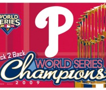 Phillies 2009 Mousepad