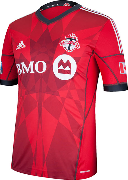 reputable site d91aa f256a Toronto – MLS Jersey Week Reveal kit Philadelphia Union ...