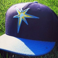 Tampa Bay Rays 2013 BP Cap