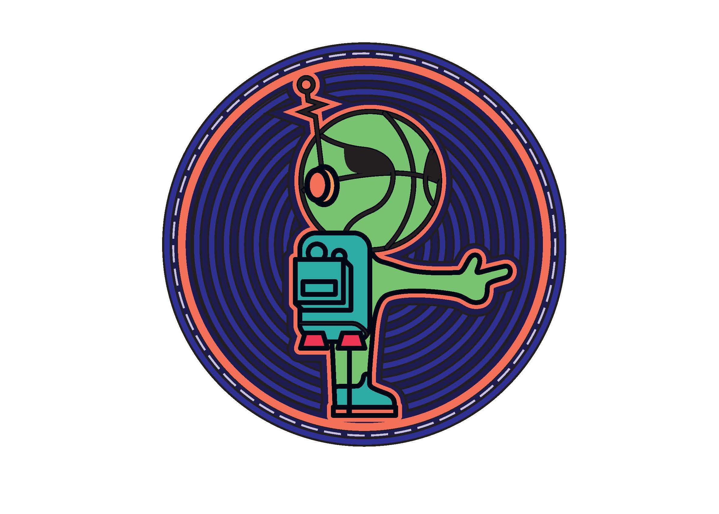 Nike Designer Discusses Remaking Famed Alien Logo Raygun