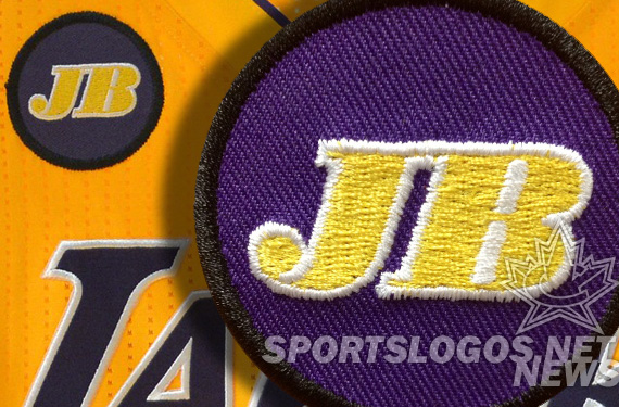 Lakers Add Jerry Buss Memorial Patch