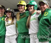 Oregon Ducks Women's softball new uniforms - featured