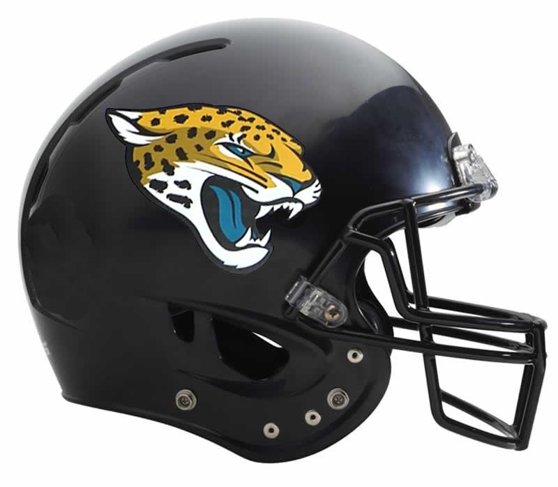 Jaguars New Helmet 2013 Jacksonville Jaguars L...