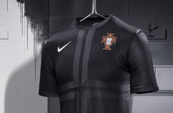 Nike Unveils Trio of New Soccer Kits, Including Volcanic-Inspired Portugal Away Kit