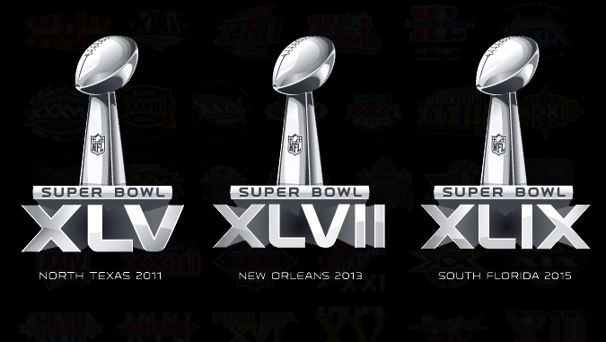 Mourning the 3rd Anniversary of the Death of Super Bowl Logos