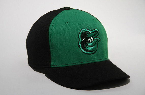 Orioles to Go with Green Hats on Sunday