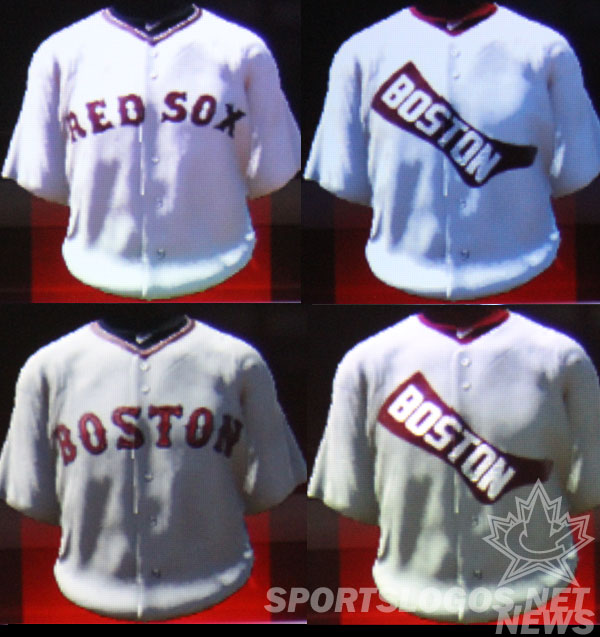 buy popular 3305c 1faa0 Boston-Red-Sox-MLB13-Throwback-Uniforms | Chris Creamer's ...