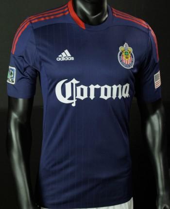 online retailer f0964 98754 front – chivas USA jersey week reveal week MLS soccer new ...