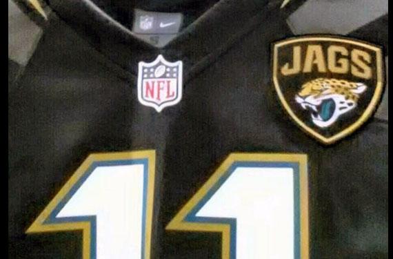 Jacksonville Jaguars New Jersey Leaked?