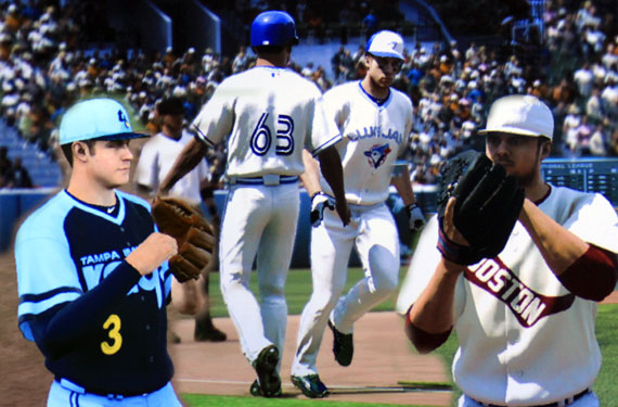 MLB13: The Show Uniforms Preview – AL East
