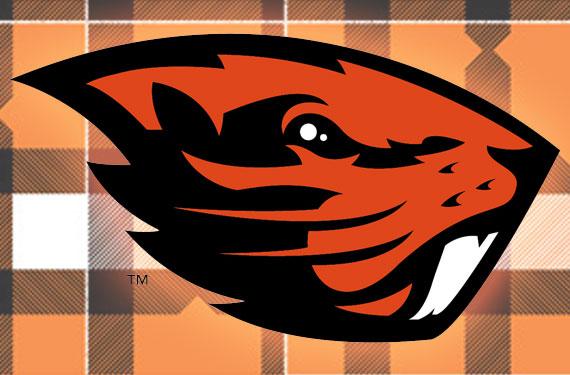 Oregon St Beavers Unveil New Logo, Team Uniforms