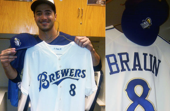 Brewers Jersey Design Winner Shares His Story