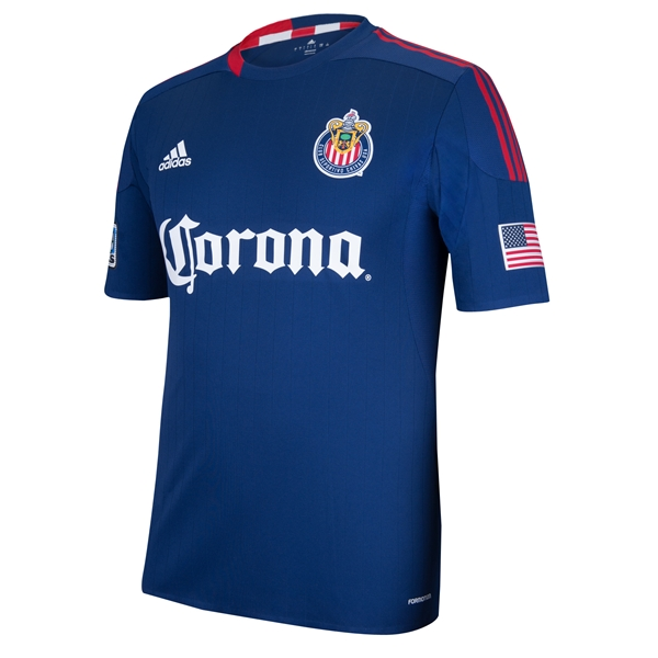 4700763bae7 shop - chivas USA jersey week reveal week MLS soccer new uniform jersey