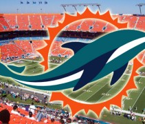 featured - Miami Dolphins New Logo