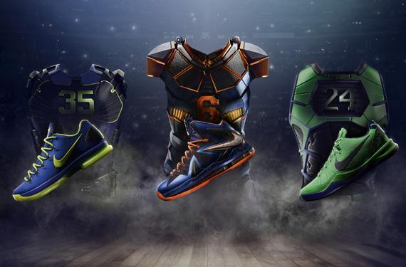 Nike's Signature Line Turns Shoes into Superhero Gear